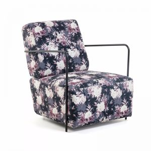 Tanner Accent Chair | Floral Print