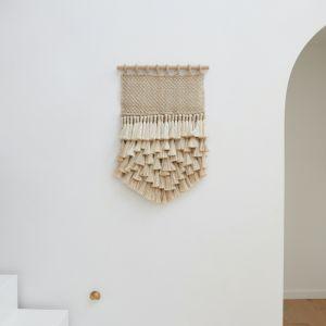 Tassel Wall Hanging | Natural