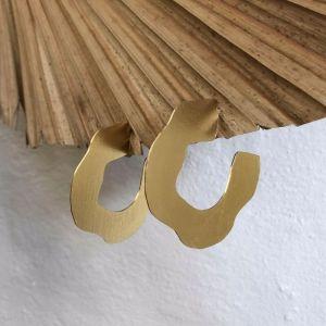Tau Earrings Gold l Pre Order