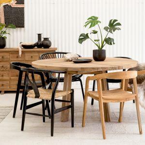 Tavla Round Table | Custom Made