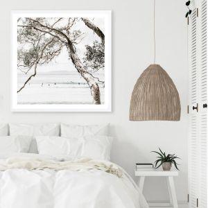 Tea Tree Bay Photo Art Print Square (Various Sizes)