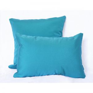 Teal | Sunbrella Fade and Water Resistant Outdoor Cushion