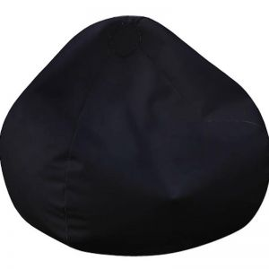 Tear Drop Bean Bag | By Bliss Bean Bags | Black