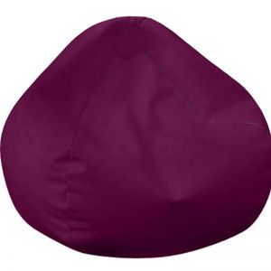Tear Drop Bean Bag | By Bliss Bean Bags | Purple