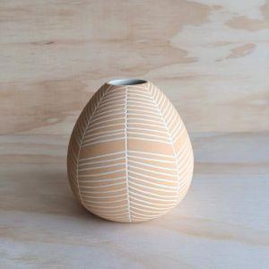 Teardrop Vase | Mandarin