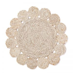 Tern Jute Round Placemat | Set Of 4