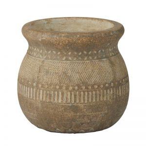 Terracotta Short Pot | by Raw Decor