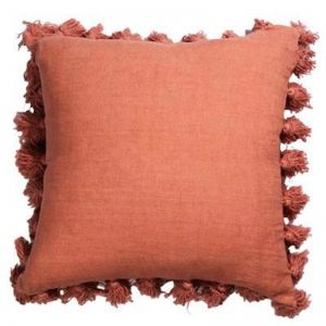 Terracotta Spice Cushion