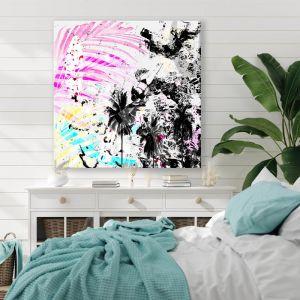 Terrazzo Beach | Art Print or Canvas | Framed or Unframed
