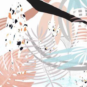 Terrazzo Beach II | Art Print or Canvas | Framed or Unframed