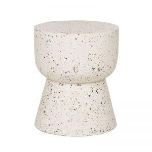 Terrazzo Hourglass Stump | Natural | Fenton & Fenton