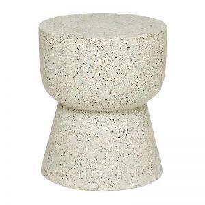 Terrazzo Hourglass Stump | Pistachio | Fenton & Fenton