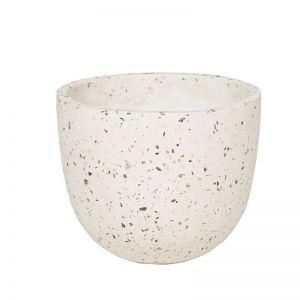 Terrazzo Pot - Extra Small | Natural | Fenton & Fenton