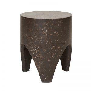 Terrazzo Tooth Stump | Black | Fenton & Fenton