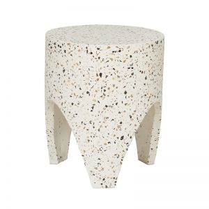 Terrazzo Tooth Stump | Natural | Fenton & Fenton