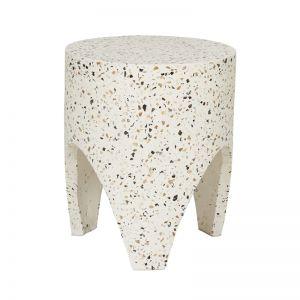 Terrazzo Tooth Stump | Natural | Fenton & Fenton | Pre Order