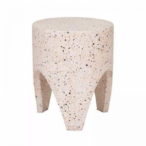 Terrazzo Tooth Stump | Soft Pink | Fenton & Fenton