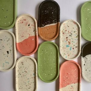 Terrazzo Trinket Tray | Various Colours