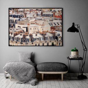 That Orange Chimney | Posters | Unframed | 4 sizes