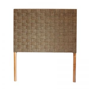 The Agnes Headboard | Seagrass | Single Size | by Coco Unika