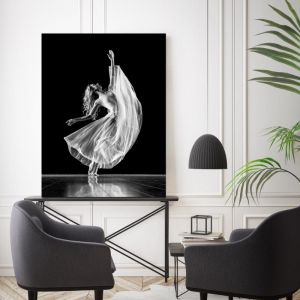 The Ballet | Canvas Wall Art by Beach Lane