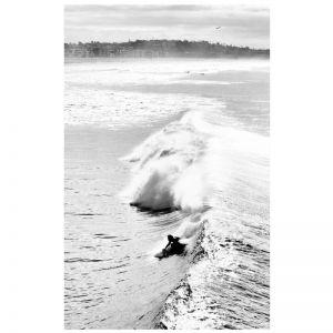 The Beginning | Art Print | Framed or Unframed