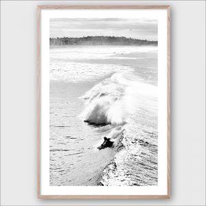 The Beginning | Framed Giclee Art Print