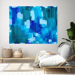 The Big Blue | Original Artwork | Maggi McDonald