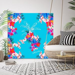 The Botanicals | Canvas Print by Libby Watkins