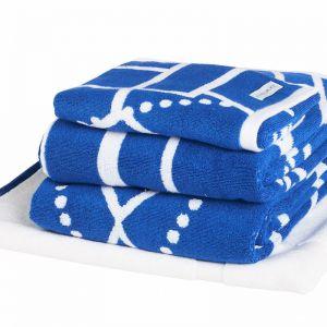 The Breakwater Towel Set by Sunday Minx