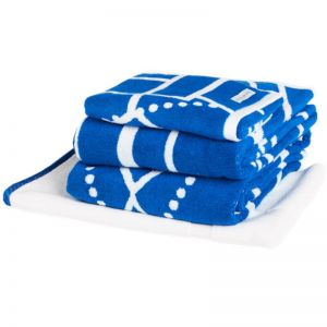 The Breakwater Towel Set by Sunday Minx