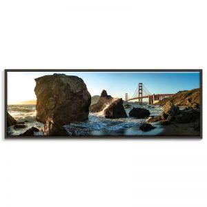 The Bridge   Canvas or Art Print   Framed or Unframed