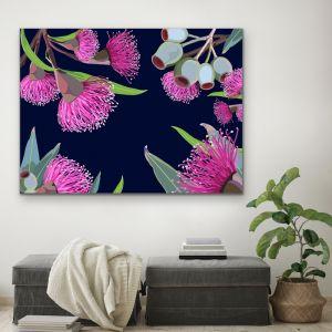 The Colours Of The Bush | Australian Native Eucalyptus Art or Canvas Print