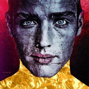 The Contender | Lightbox + Artwork | Various Sizes