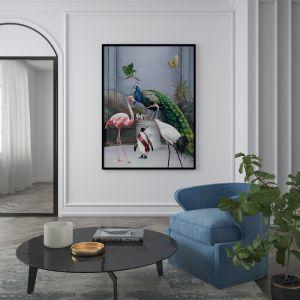 The Coronation | Canvas Print
