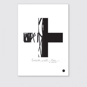 The Cross | Unframed Print