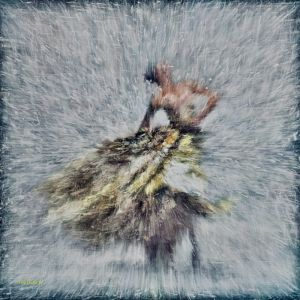 The Dancer | Artwork for Lightbox | Various Sizes