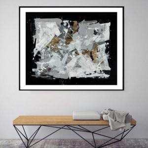 The Danielle | P1004-298 | Framed Print | Colour Clash Studio