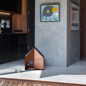 The Dog Room | Contemporary Pet Kennel