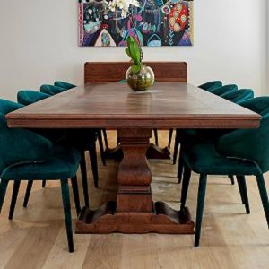 The Gatwick Dining Table by Christian Cole