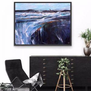 The Gorge by Tania Chanter   Original Artwork   Art Lovers Australia