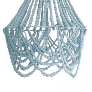 The Grande | Beaded Chandelier Light | Various Colours