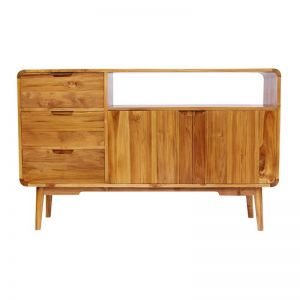 The Hanna Buffet | Teak Wood | by Coco Unika