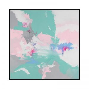 The Josie | P1005-48 | Framed Canvas Print | Colour Clash Studio