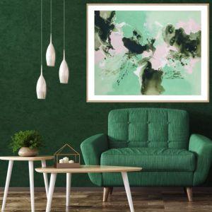 The Josie | P1006-155 | Framed Print | Colour Clash Studio