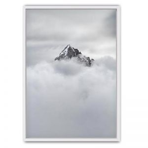 The Peak Canvas Print | Framed Canvas Print