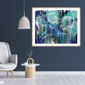 The Romi | P1004-188 | Framed Print | Colour Clash Studio