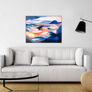 The Time Is Now | Unframed Limited Edition Giclée Print