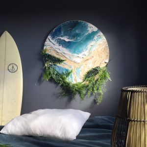 The Tropics | Seaboard Wall Hanging