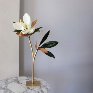 The Twig | Solid Brass Vase | By Coco Unika